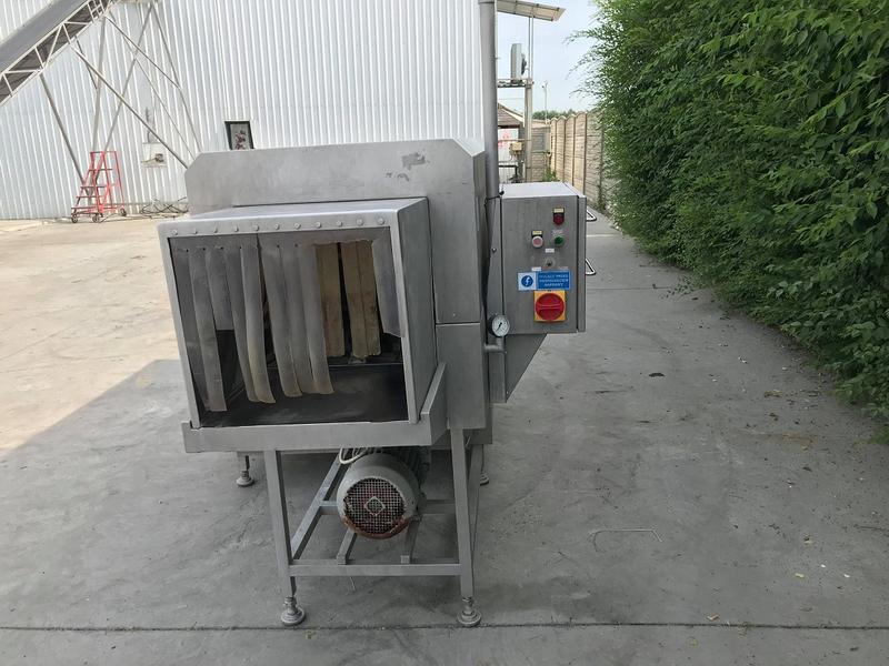 Автоматична мийка для ящиків (тунельна) - Фото 2