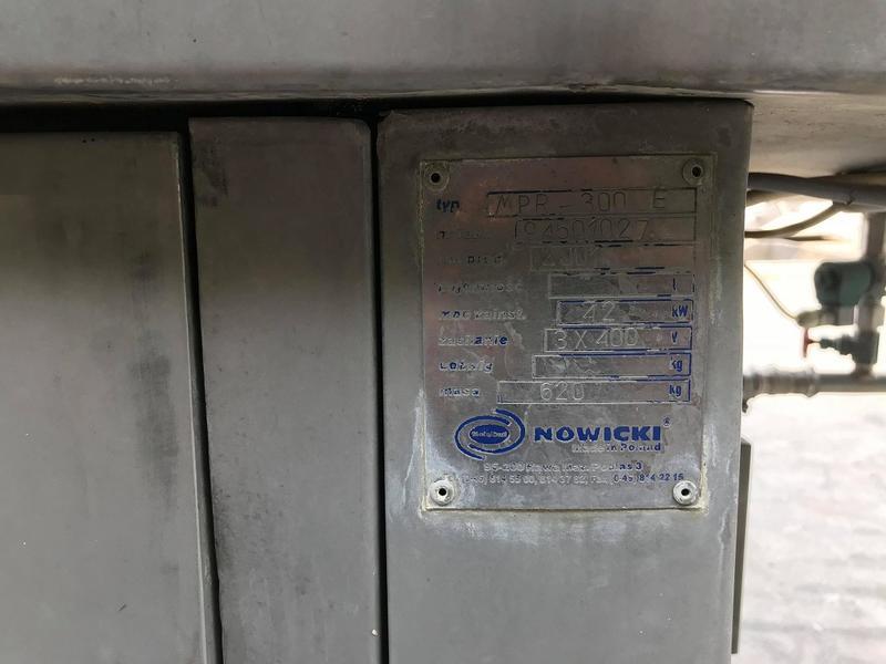 Автоматична мийка для ящиків (тунельна) - Фото 3