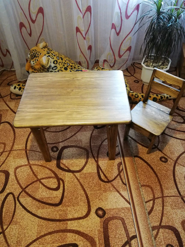 Столик дитячий, детский столик, стільчик дитячий,детский столік