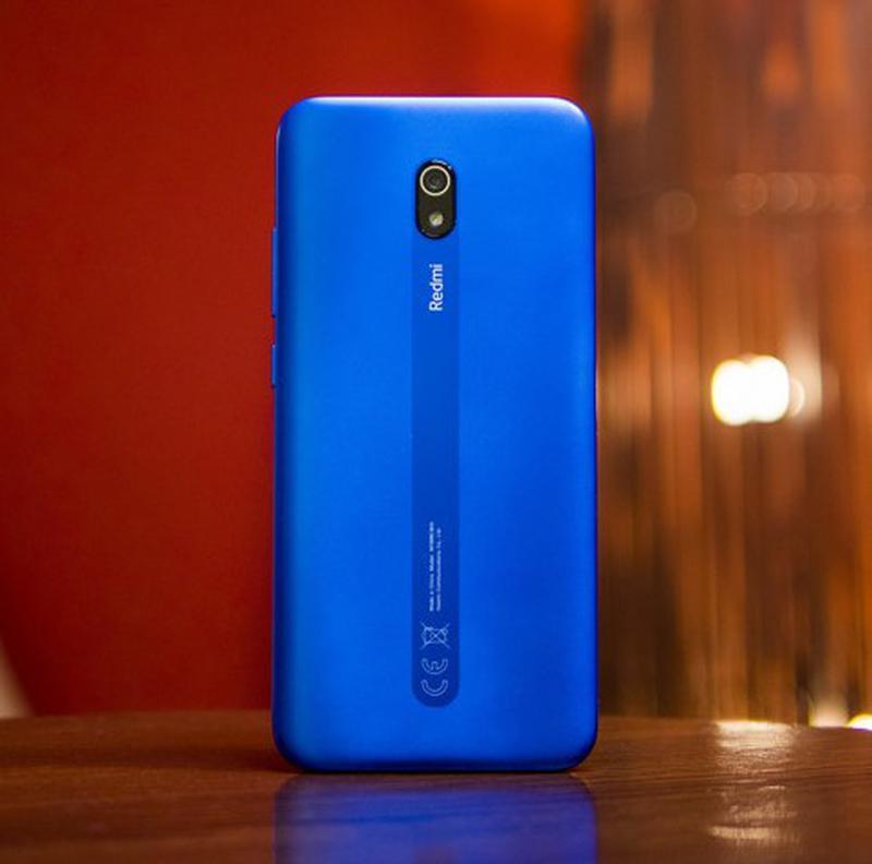 Смартфон Xiaomi Redmi 8A Ocean Blue, синий, 5000 мА*ч +чехол - Фото 11