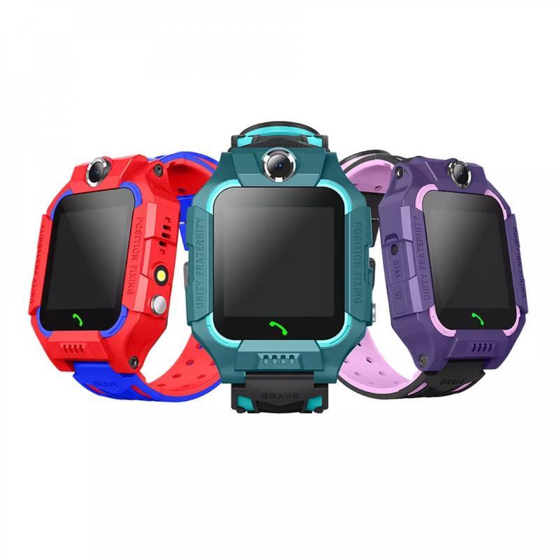 Дитячі годинники Smart Baby watch Z6 SIM + GPS