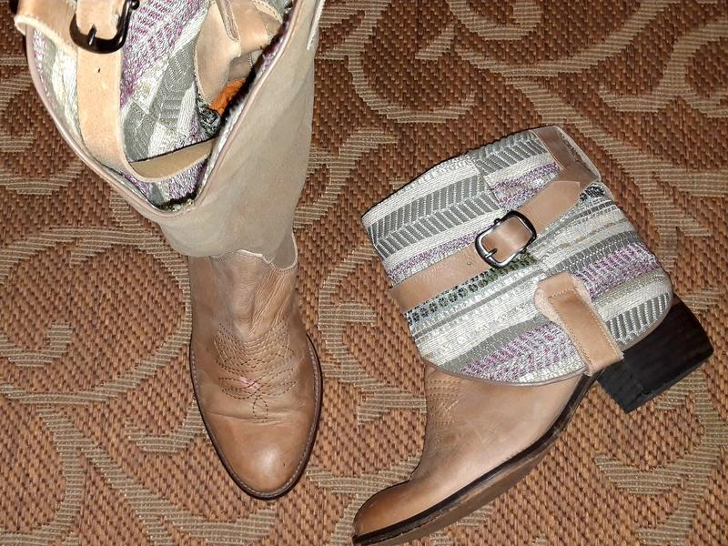 Круті шкіряні черевики чоботи іспанського бренду xyxyx - Фото 2