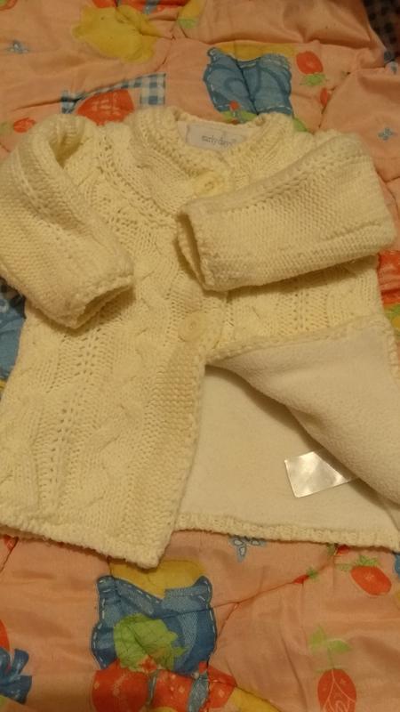 Теплая кофта, кардиган, свитер