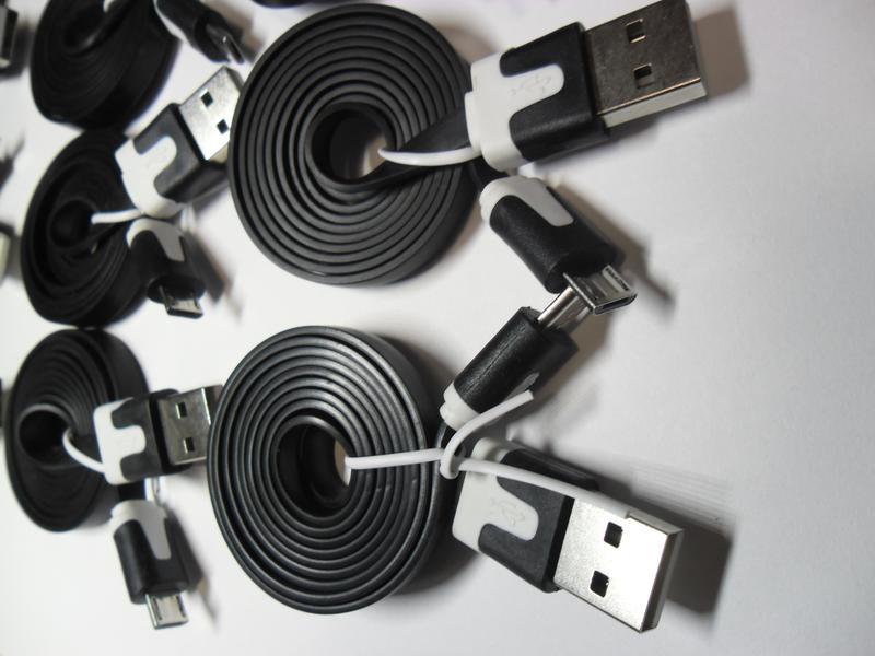 Шнур USB-MICRO USB  новый