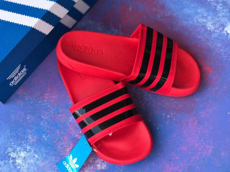Шлепанцы adidas сланцы adidas