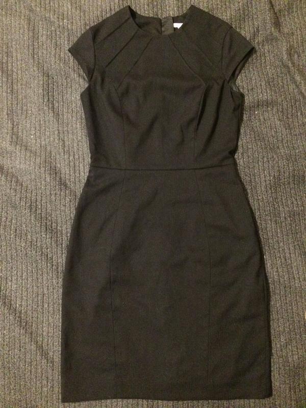 H&m платье сукна плаття