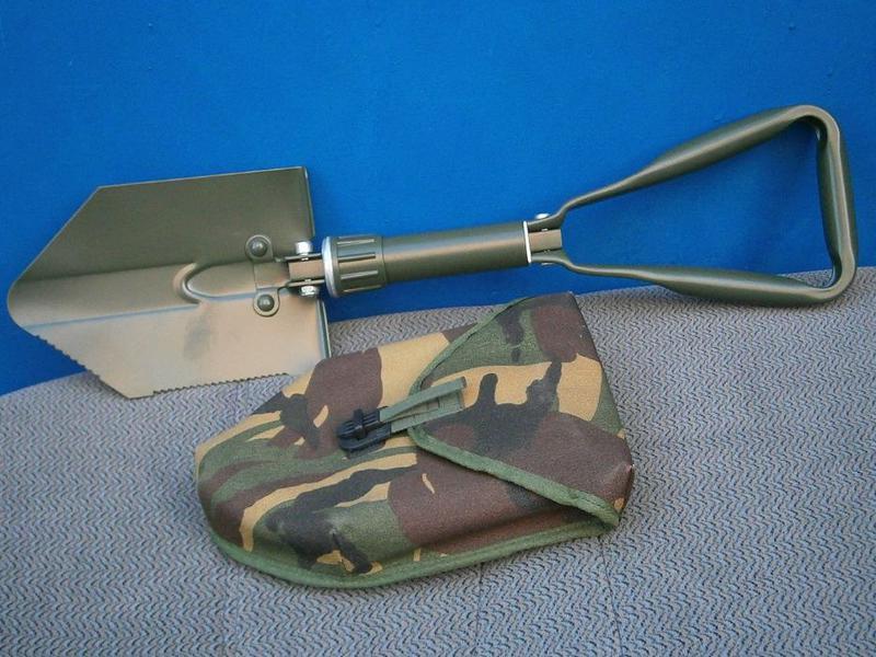 Саперна лопата (складна). BW 27040. , Німеччина,