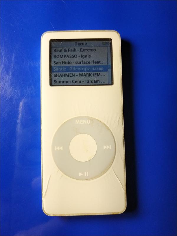 Apple iPod A1137 4GB