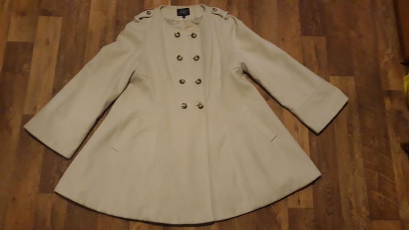 Пальто весна-осень, F&F