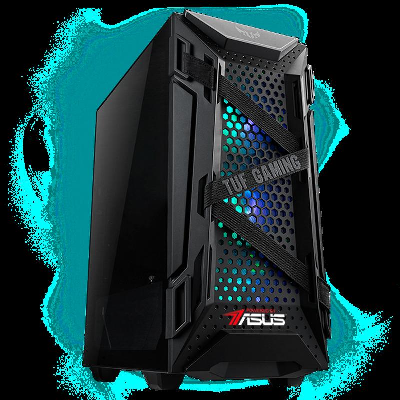 Игровой компьютер ASUS «CUSTOM» (Системный блок ПК)
