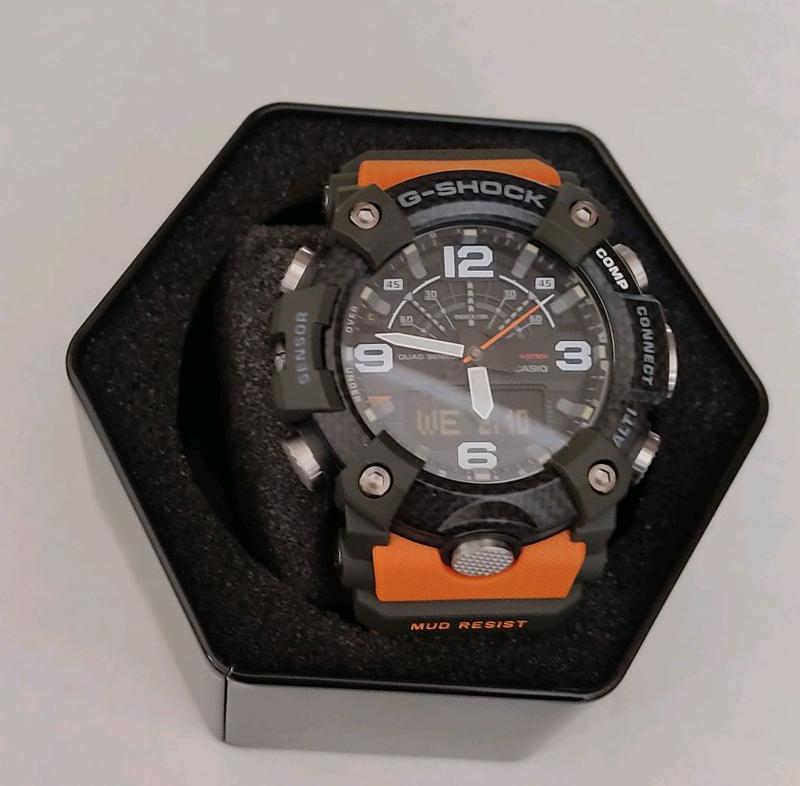 Часы Casio G-Shock MUDRESIST GG-B100 - Фото 3