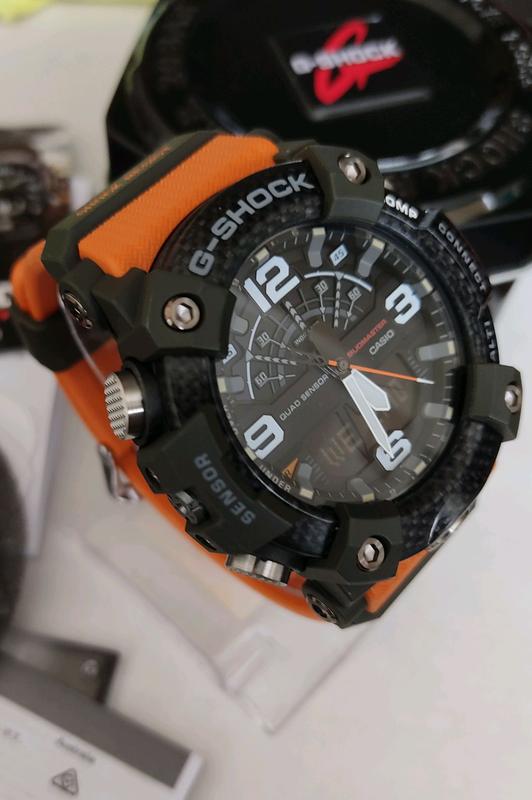 Часы Casio G-Shock MUDRESIST GG-B100 - Фото 5