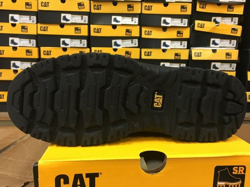 Ботинки кожаные caterpillar dimen hi st оригинал из сша - Фото 5