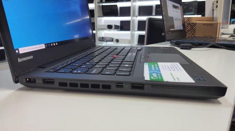 """Lenovo T450S   14"""" FullHD IPS   i5-5300U (2.3Ghz)   8 GB   120 Gb"""