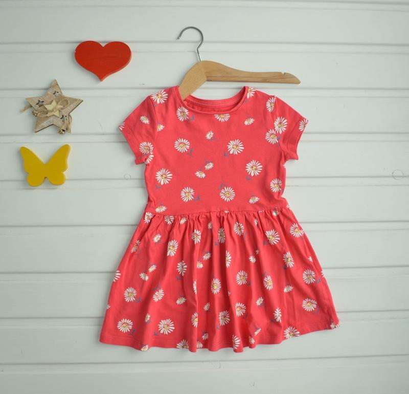 1-1,5 года, платье,f&f