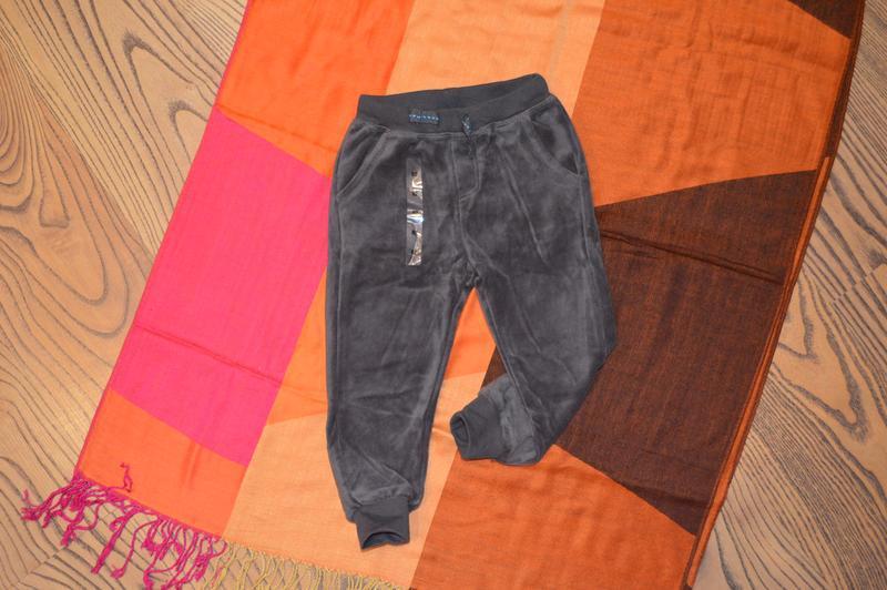 Штаны штанишки джоггеры для мальчика cool clab р. 92