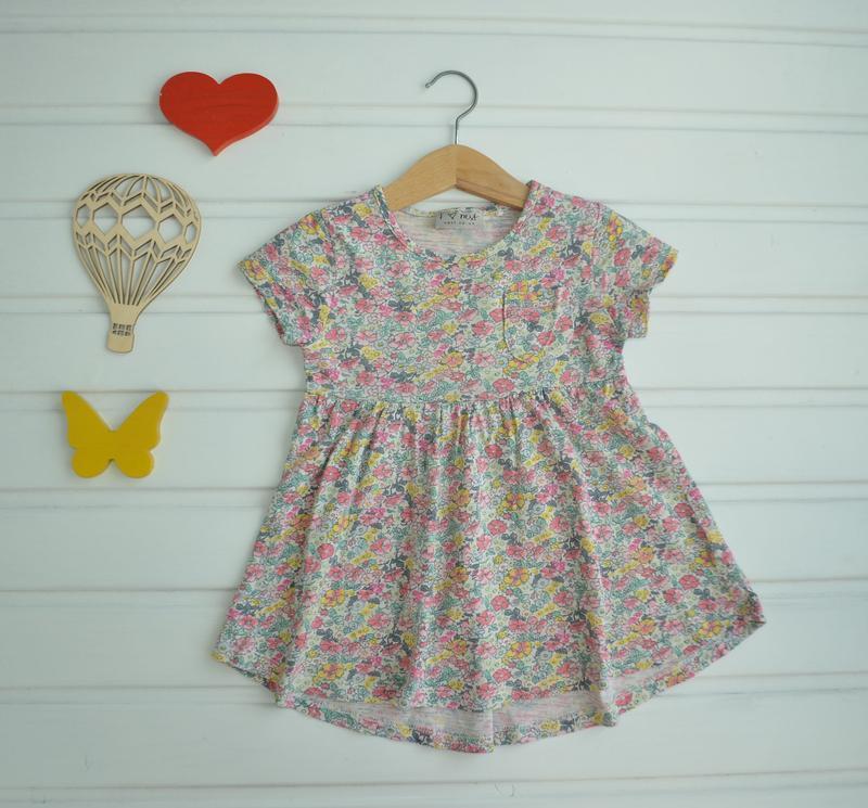 1,5-2 года, платье-туника, next