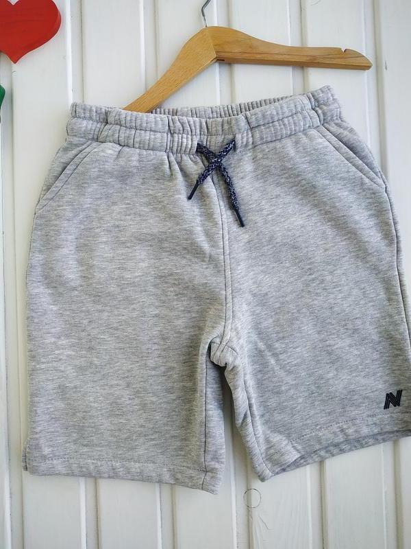 11 лет, шорты для мальчика,next - Фото 3