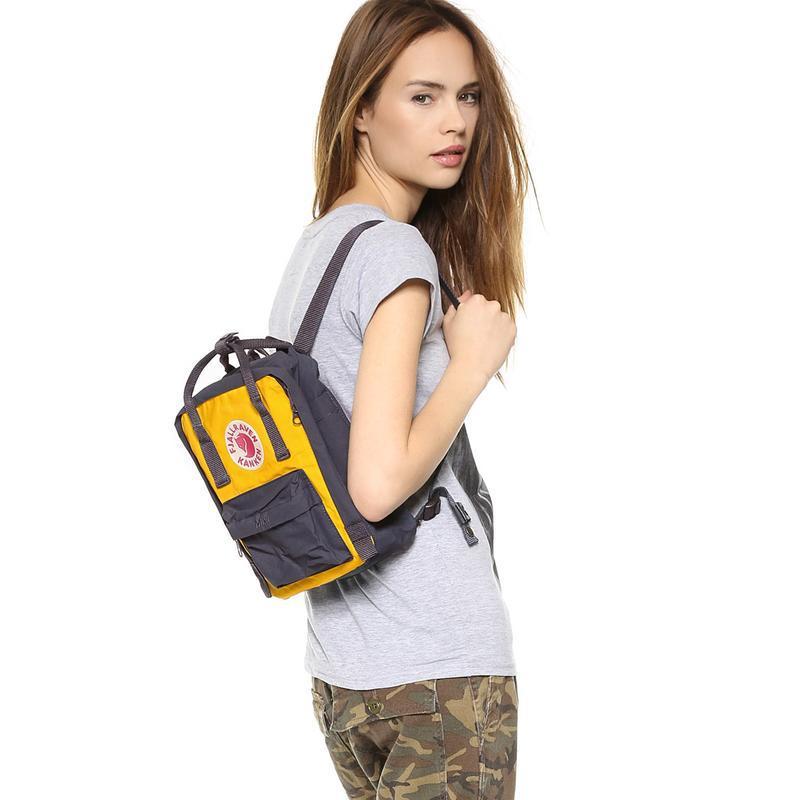 Рюкзак женский kanken mini 7l | рюкзак жіночий портфель канкен - Фото 2