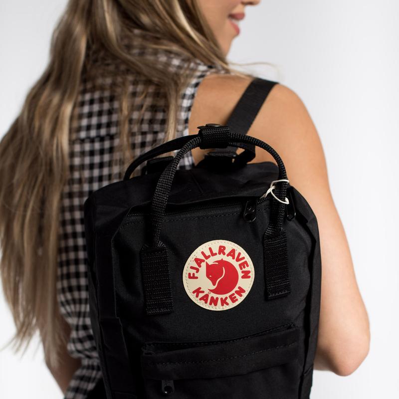 Рюкзак женский kanken mini 7l | рюкзак жіночий портфель канкен - Фото 3