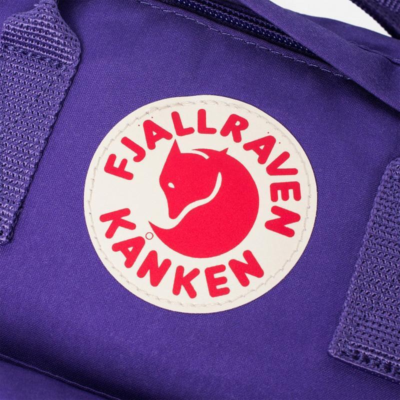 Рюкзак женский kanken classic 16l | рюкзак жіночий портфель - Фото 4