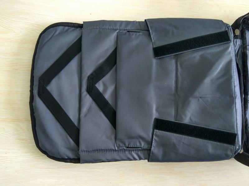 Рюкзак для ноутбука городской, спортивный антивор с usb выходо... - Фото 4