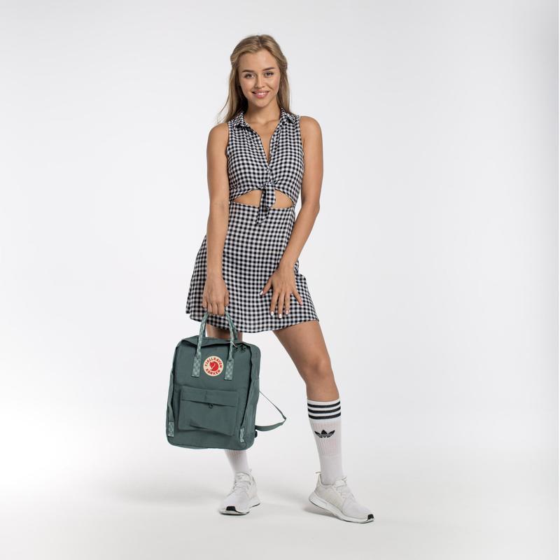 Рюкзак женский kanken classic 16l   рюкзак жіночий портфель... - Фото 2