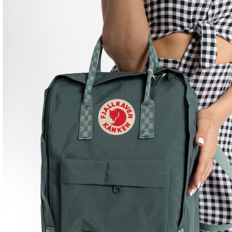 Рюкзак женский kanken classic 16l   рюкзак жіночий портфель... - Фото 4