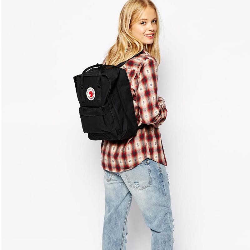 Рюкзак женский kanken classic 16l   рюкзак жіночий портфель... - Фото 3