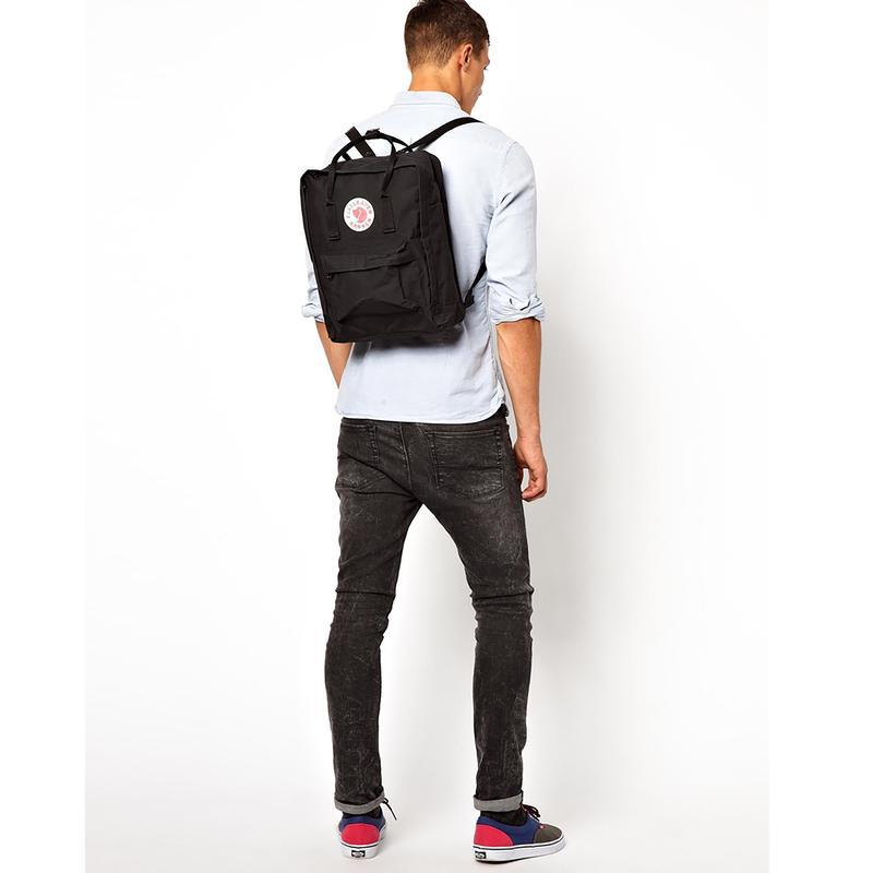 Рюкзак мужской kanken classic 16l | рюкзак чоловічий портфель... - Фото 2