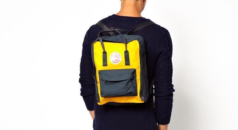 Рюкзак мужской kanken classic 16l   рюкзак чоловічий портфель...