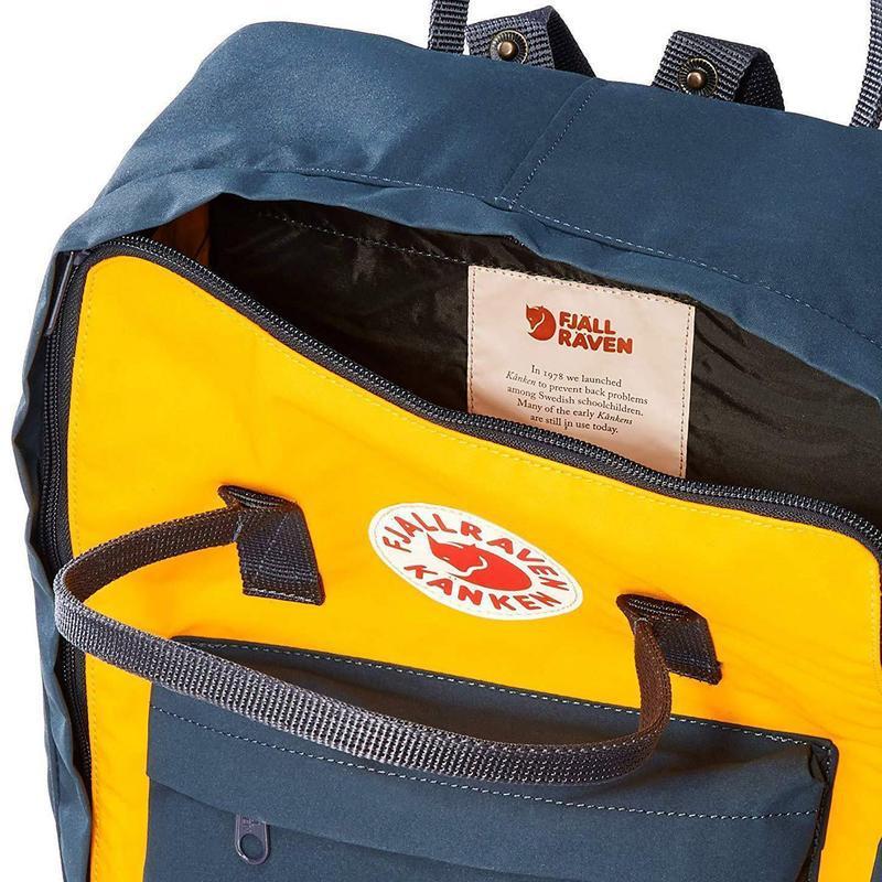 Рюкзак мужской kanken classic 16l   рюкзак чоловічий портфель... - Фото 4
