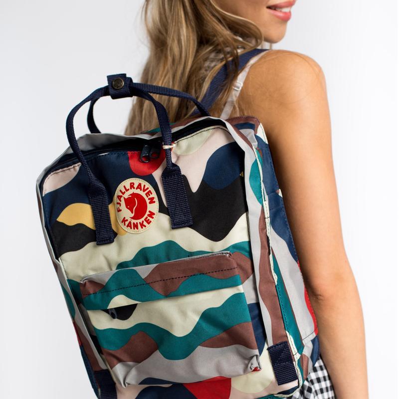 Рюкзак женский kanken art 16l   рюкзак жіночий портфель канкен - Фото 2