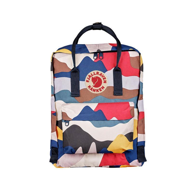 Рюкзак женский kanken art 16l   рюкзак жіночий портфель канкен - Фото 6