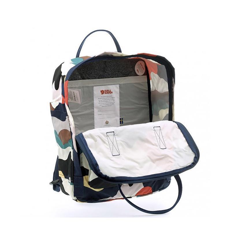 Рюкзак женский kanken art 16l   рюкзак жіночий портфель канкен - Фото 7