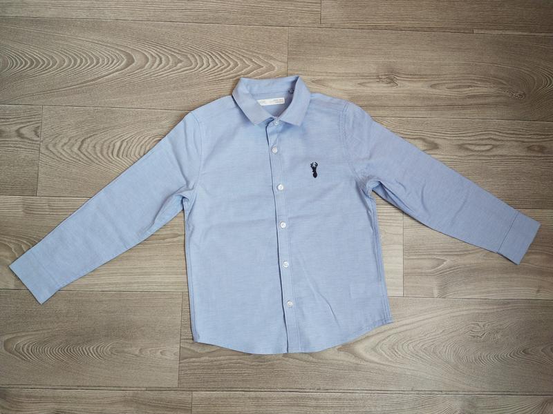 Рубашка. размер 5-6 лет