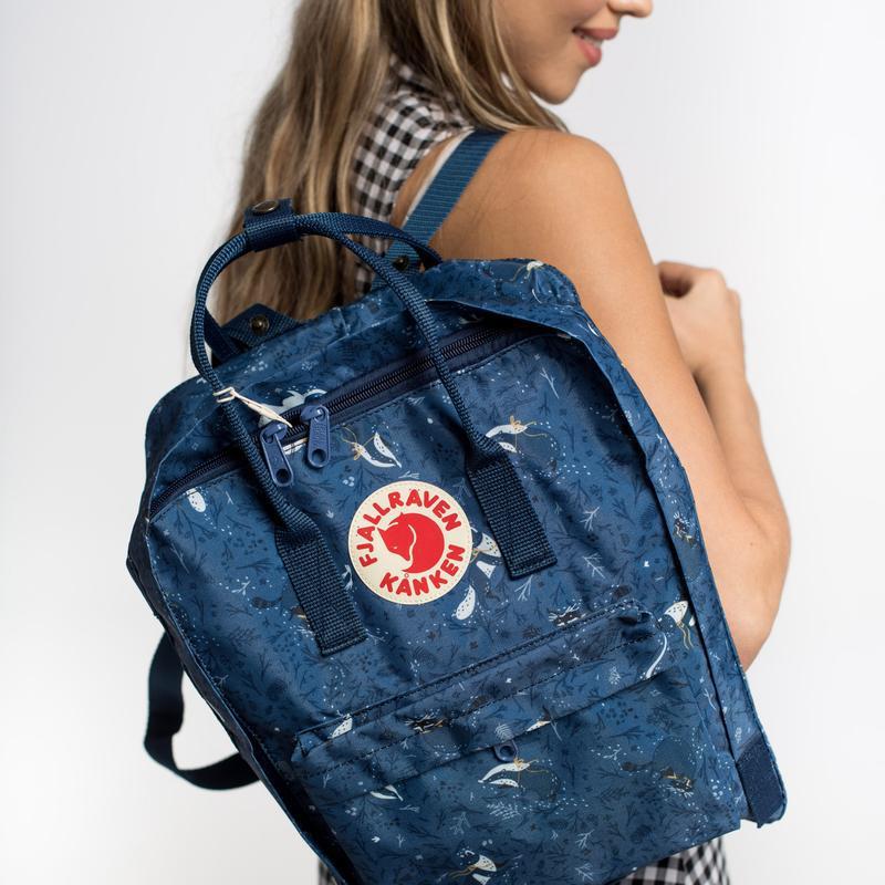Рюкзак женский kanken art 16l   рюкзак жіночий портфель канкен