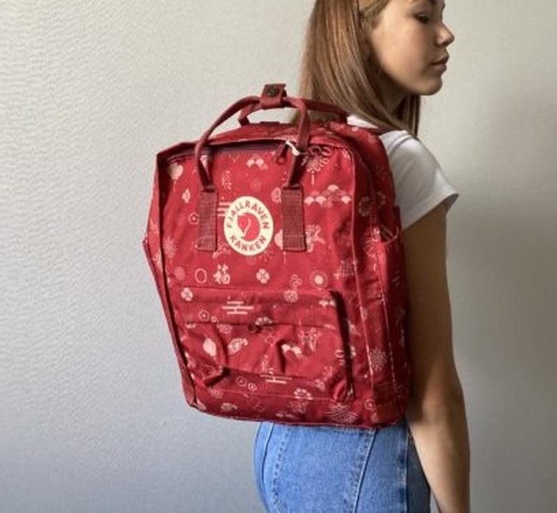 Рюкзак женский kanken art 16l | рюкзак жіночий портфель канкен