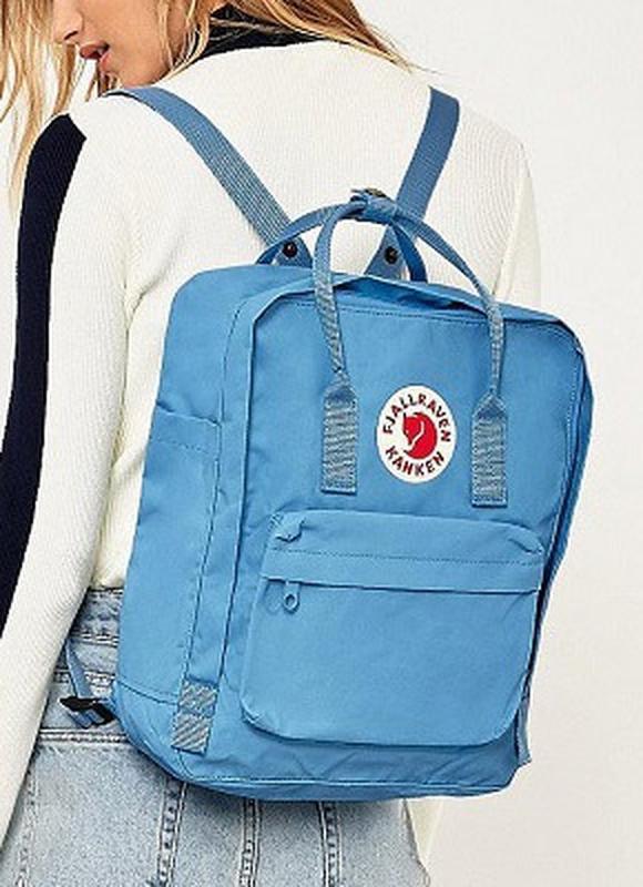 Рюкзак женский kanken classic 16l   рюкзак жіночий портфель...