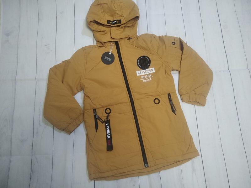 Демисезонные куртки 116 венгрия grace.