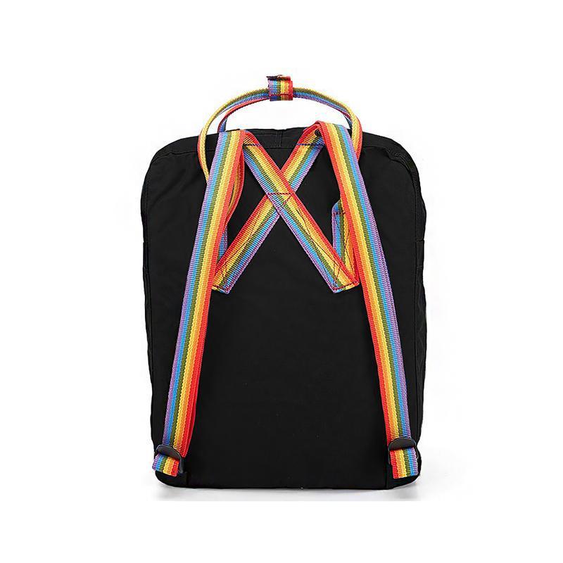 Рюкзак женский kanken rainbow 16l | рюкзак жіночий портфель... - Фото 2