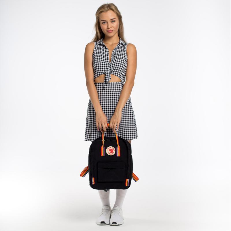 Рюкзак женский kanken rainbow 16l | рюкзак жіночий портфель... - Фото 3