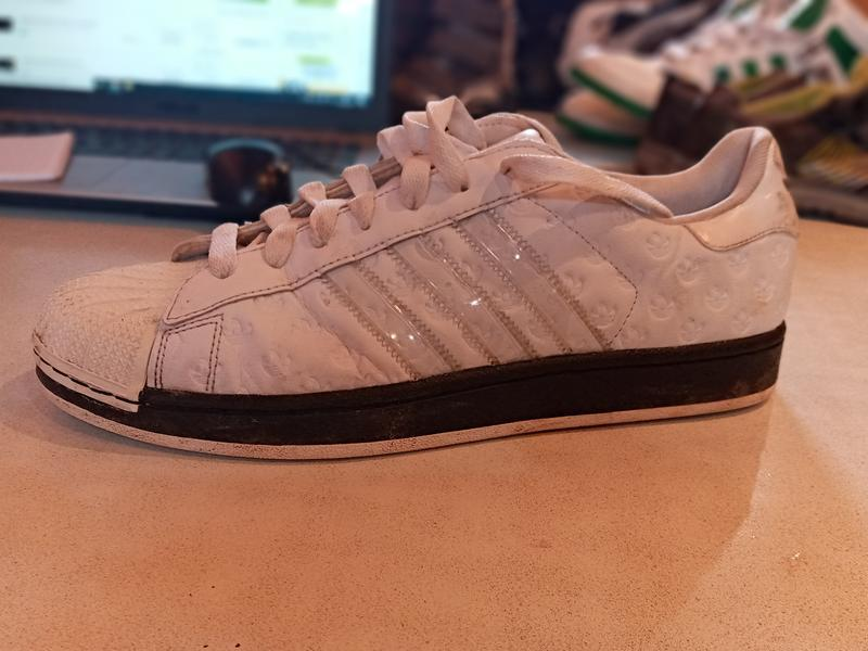 Кроссовки adidas 46 размер - Фото 2