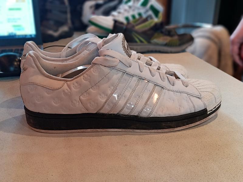 Кроссовки adidas 46 размер - Фото 3