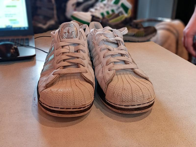 Кроссовки adidas 46 размер - Фото 6