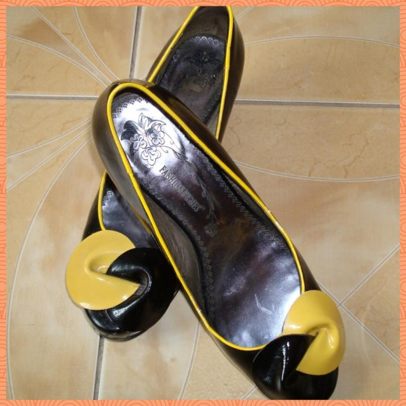 🍂🍂милые и суперудобные туфельки лаковые на танкетке🍂🍂🍂