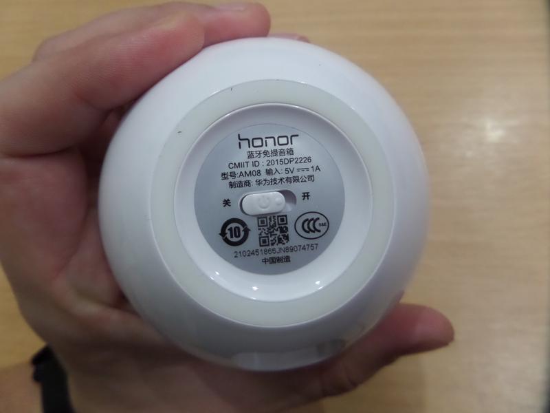 Колонка Bluetooth Huawei Honor Am08 - Фото 5