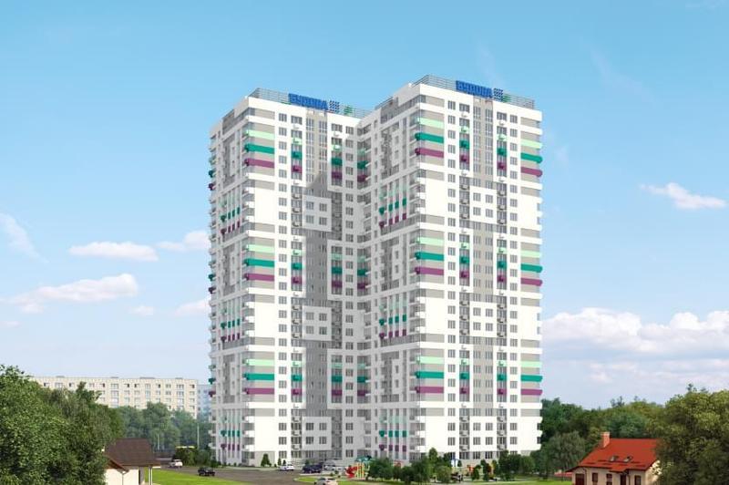 Однокомнатная квартира ЖК Горизонт ул. Костанди