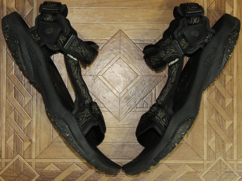 Мужские сандалии сандали босоножки teva ecco(оригинал)р.44.5-45