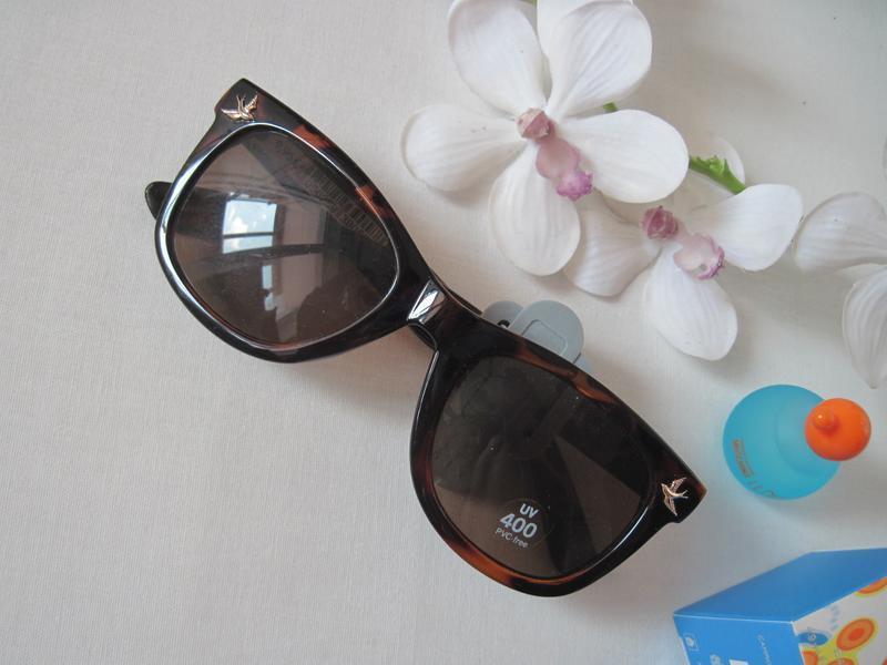 Новые очки six форма wayfarer в пластиковой оправе расцветка л...